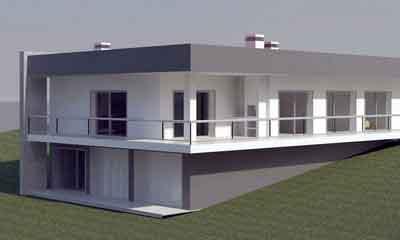 Projetos de Arquitetura em 3D