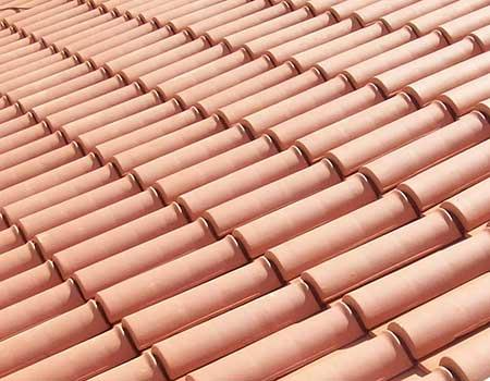Telhados Cerâmicos