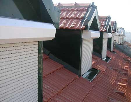 Isolamento com sub telha